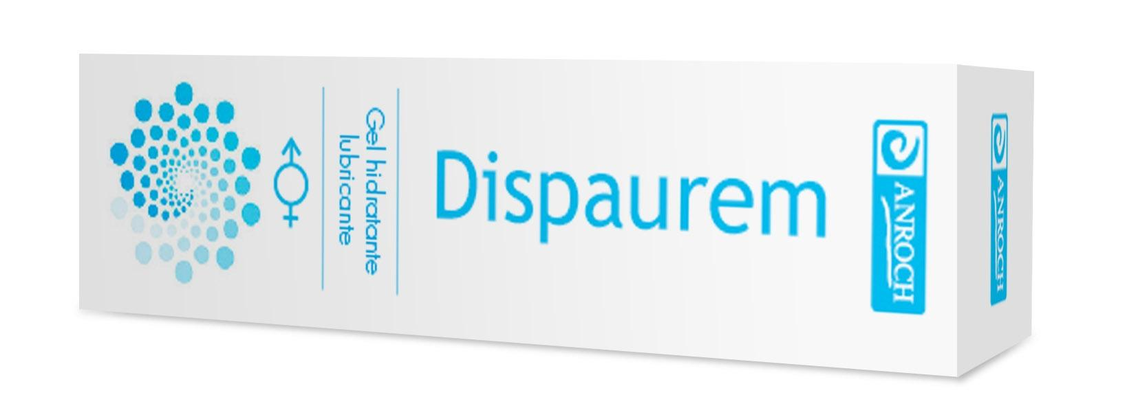 DISPAUREM, gel lubricante 100 g.