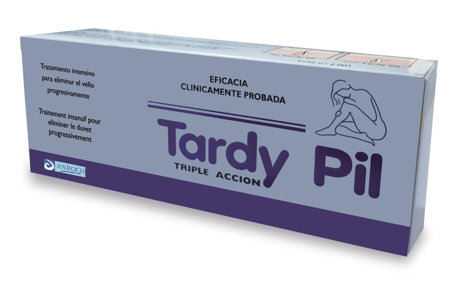 TARDY PIL, gel depilatorio 75 mL.