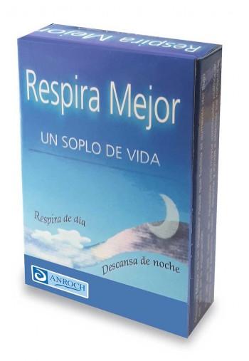 RESPIRA MEJOR, dispositivo nasal.